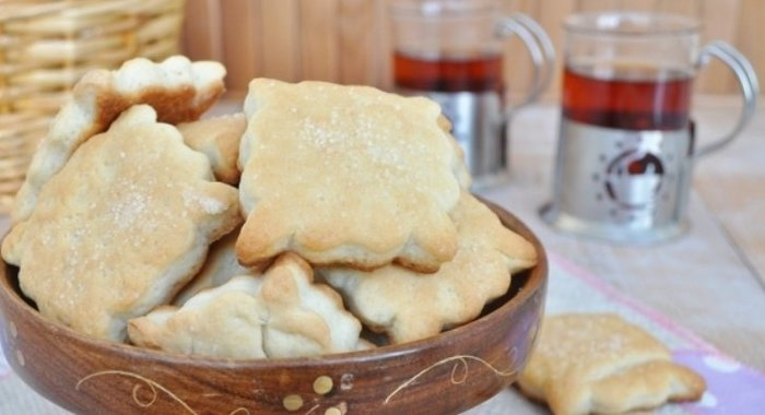 Пошаговое приготовление печенья рецепты