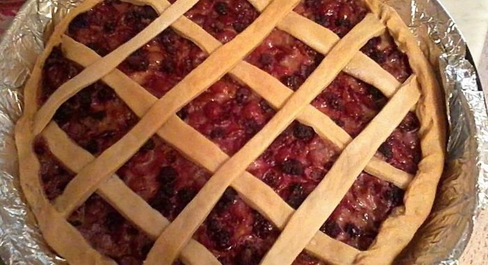 Пирог ягод рецепт с фото пошагово