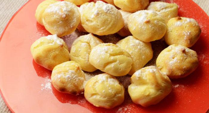 Профитроли в домашних условиях рецепт пошагово от высоцкой