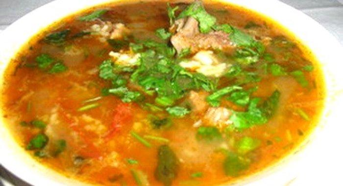 Суп по-армянски рецепт