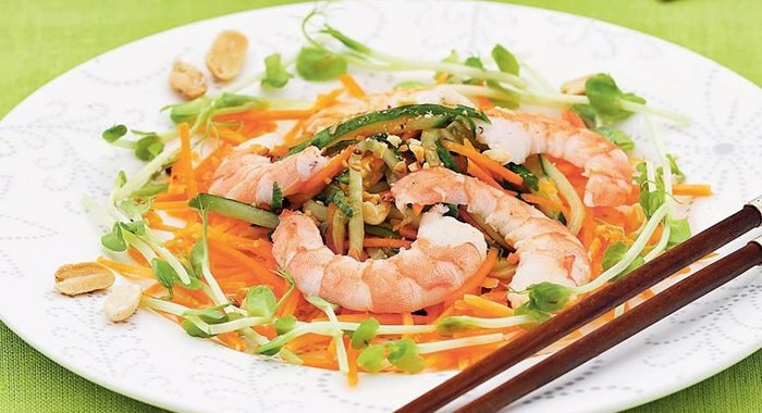 Салат из китайской кухни рецепты с