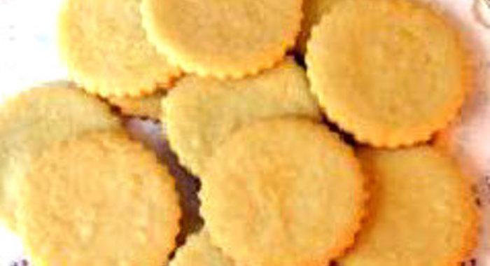 Печенье сабле рецепт с пошагово