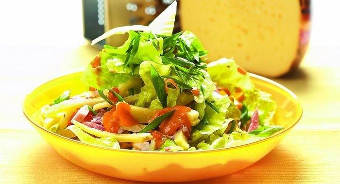 пражский салат рецепт фото