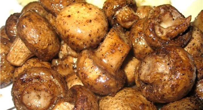 Рецепт грибы вешенка в духовке