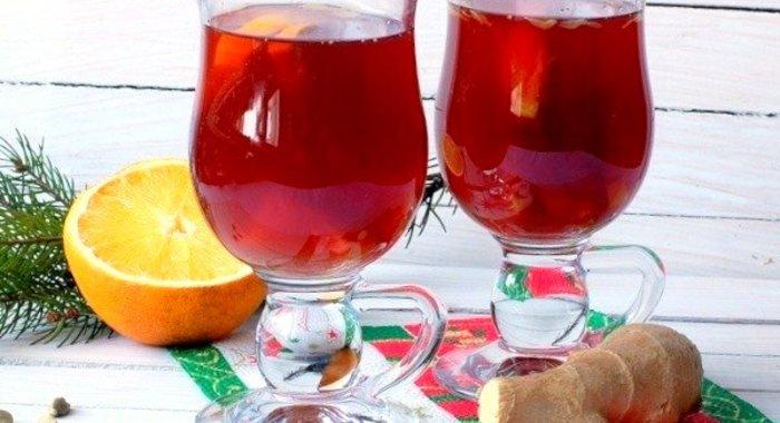 Глинтвейн рецепт с апельсинами в домашних условиях