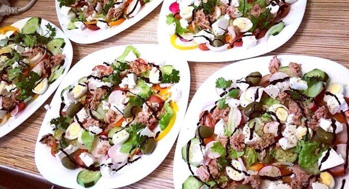 Итальянские салаты простые рецепты с 146