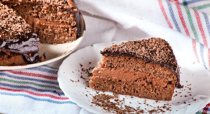Рецепт простые торта шоколадный фото